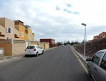Terraced house for sale in Playa Blanca - Street view