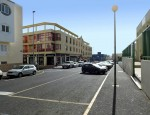Apartment in Puerto del Rosario, downtown area - Street view
