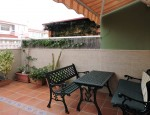 Duplex for sale in Fuerteventura - Entrance terrace