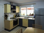 Two-storey house in Puerto del Rosario - Kitchen