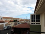 Duplex for sale in Puerto del Rosario - View from the balcony