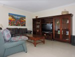 Two-storey flat in Fuerteventura - Living room