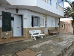 Sea view house for sale in Puerto Lajas - Front of the house