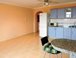 Apartment for sale in Puerto Lajas - Living room with kitchen