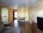 Flat with penthouse for sale in Puerto Lajas - Living room