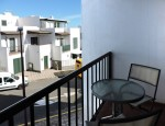 Flat with penthouse in Fuerteventura - Balcony