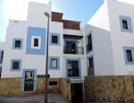 Flat with penthouse for sale in Puerto Lajas, Fuerteventura - Building view