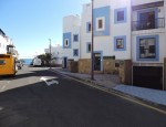 Flat with penthouse for sale in Fuerteventura - Street view