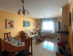 Apartment with terrace and garage in Puerto del Rosario - Living/dining room