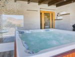 Jacuzzi - Villa with pool and garden in Tetir, Fuerteventura