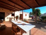 Rustic style property for sale in Fuerteventura - Patio