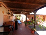 Rustic style property in Fuerteventura - Barbecue area