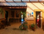 Rustic style property for sale in Triquivijate - Inner patio