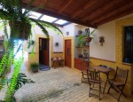 Rustic style property in Triquivijate - Inner patio