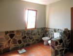 Villa with land in La Asomada - En suite bathroom
