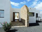 Villa with pool in Fuerteventura - Entrance